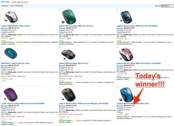 AmazonFlockofM305s