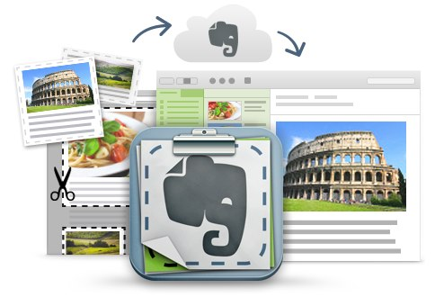 Evernote Web Clipper lets you save webpage text links and images with a single click | Evernote