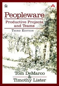 Amazon com Peopleware Productive Projects and Teams 3rd Edition eBook Tom DeMarco Tim Lister Kindle Store