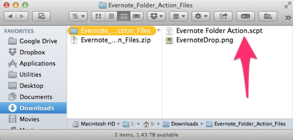 Evernote_Folder_Action_Files