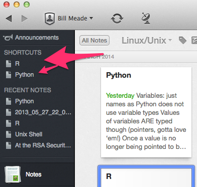 Evernote Tricks | Get (back) on the GTD band wagon!