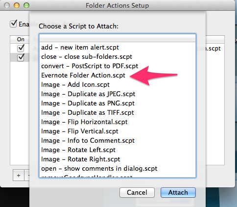 Folder_Actions_Setup_and_Evernote_Import_Folder